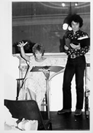 Janet Suzman and Leo